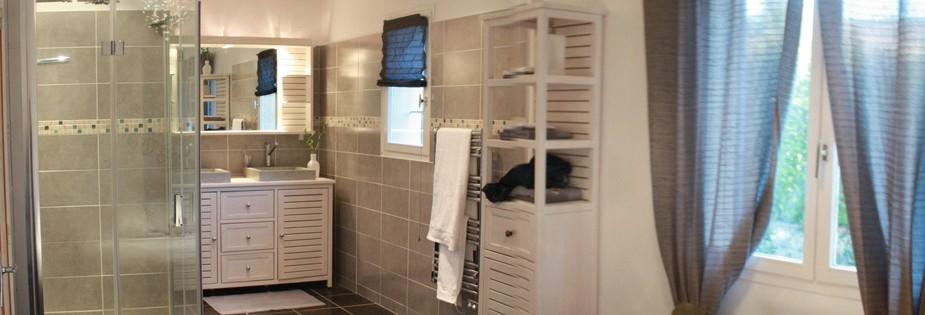 Intérieur salle de bain